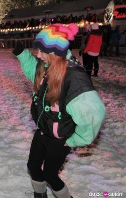jenny cassa in SnowGlobe Music Festival Day One