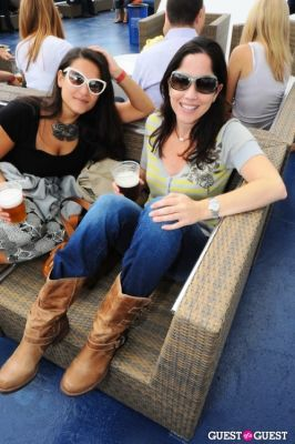 jenny cooney in New York's 1st Annual Oktoberfest on the Hudson hosted by World Yacht & Pier 81