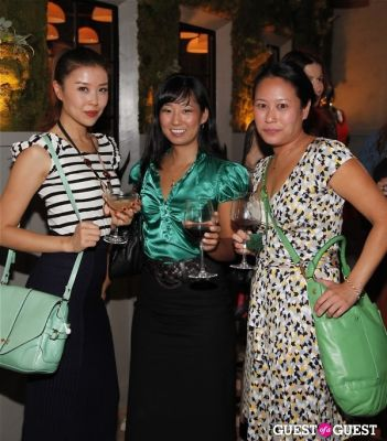 jenny wu in Rent the Runway Event