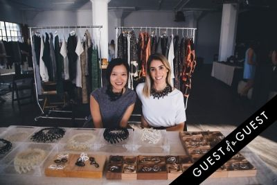 jenny wu in Production Showroom Launch Event