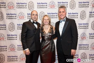 jeremy cleland in Italy America CC 125th Anniversary Gala
