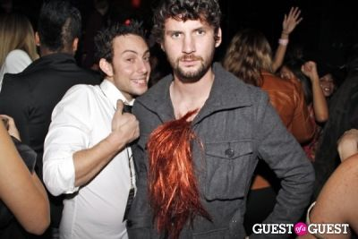 jeremy schonwald in BBM Lounge/Mark Salling's Record Release Party