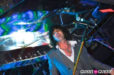 jeremy white in Hammered Satin's Record Release Party w/Hammered Satin/The Blessings/E*Lux