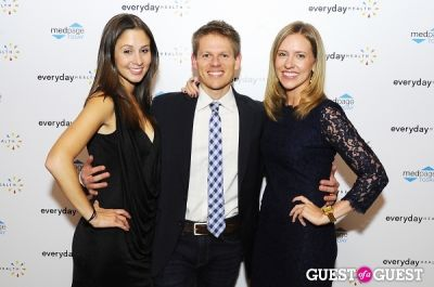 jeff theis in The 2013 Everyday Health Annual Party