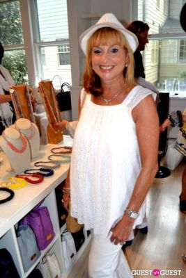 jerly goldberg in Same Sky Trunk Show and Cocktail Party