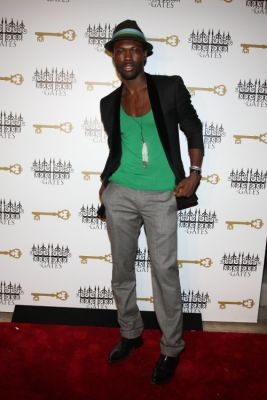 jermaine browne in Ambassador Party, The Gates