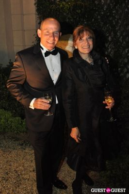 judith prause in Frick Collection Spring Party for Fellows