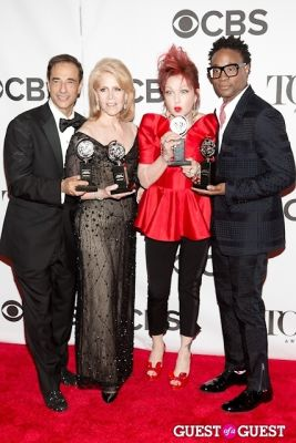 cyndi lauper in Tony Awards 2013
