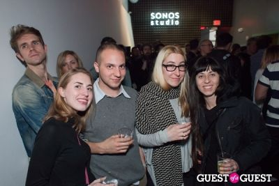 sadie amelia in An Evening with The Glitch Mob at Sonos Studio