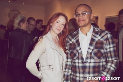 jess simone-o-dowd in Private Reception of 'Innocents' - Photos by Moby