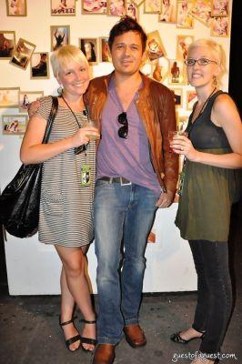 jesse barton in Sally Golan & The Blaq List invite to a Social Exposure Series Event