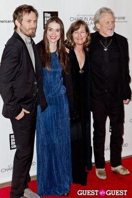lisa in 40th Annual Chaplin Awards honoring Barbra Streisand