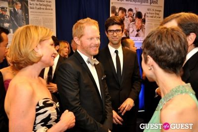 jesse tyler-ferguson in Washington Post Pre-WHCD Reception