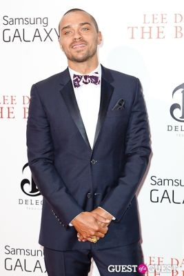 jesse williams in The Butler NYC Premiere
