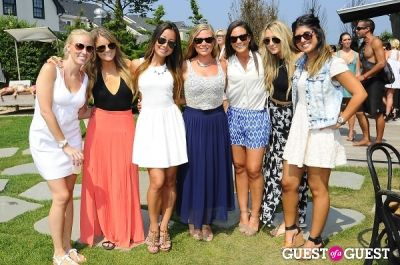 jessica tamilio in Montauk Beach House Summer Series Kick-Off