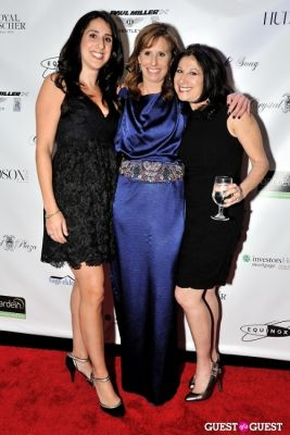 jessica gruber in Champagne & Song Gala Celebrating Sage Eldercare
