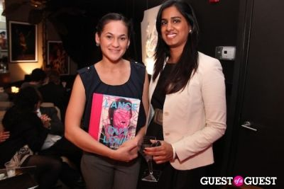 jessica guerrero in Lance Out Loud Book Launch