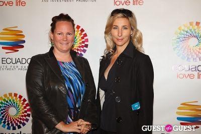 jessica kill in ProEcuador Los Angeles Hosts Business Matchmaking USA-Ecuador 2013