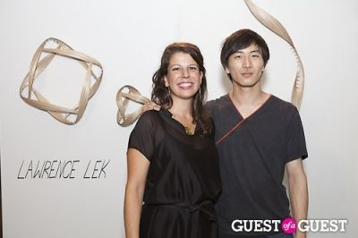 lawrence lek in Art and Social Activism Exhibition Opening