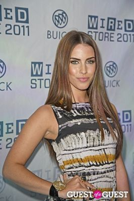 jessica lowndes in 2011 Wired Store Opening Night Launch Party