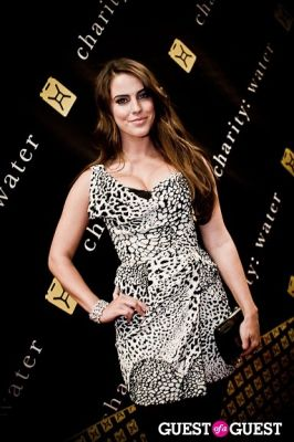 jessica lowndes in Charity: Ball Gala 2011