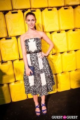 jessica lowndes in Charity: Water Ball 2012