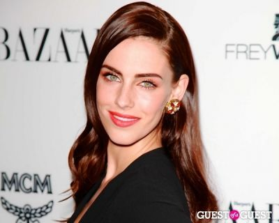 """jessica lowndes in Harper's Bazaar to Celebrate Cameron Silver & Christos Garkinos of Decades and Bravo's """"Dukes of Melrose"""""""