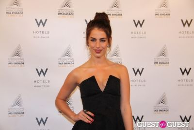jessica lowndes in Symmetry Live: An Exclusive Acoustic Performance by Foxes at W Hollywood