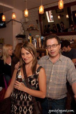 peter feld in Destination Bar - Opening Media Party