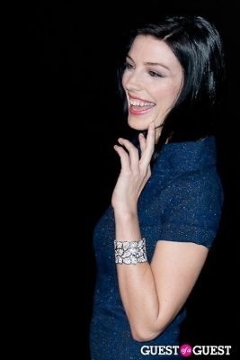 jessica pare in Chanel Fine Jewelry Presents