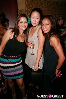 jessica park in Leila Shams After Party and Grand Opening of Hanky Panky