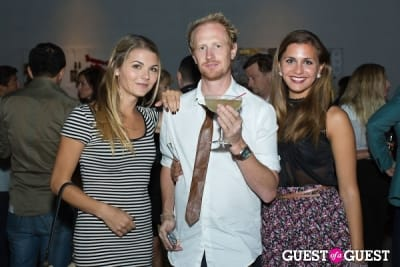 krista andrea in Preview Party for Billy Zane's Solo Art Exhibition: