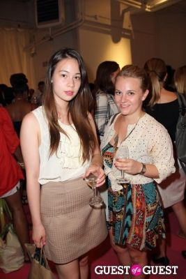 jessica simmonds in I.N.C Fall 2011 Launch Party