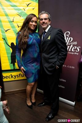 jessica tavares in Sip with Socialites & Becky's Fund Happy Hour