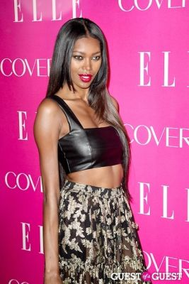 jessica white in ELLE Women In Music Issue Celebration