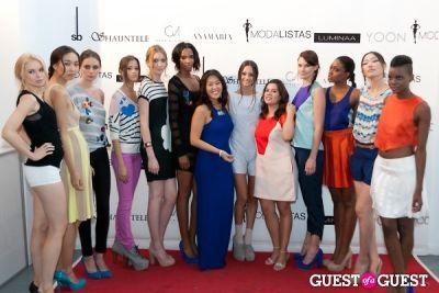 jessie yoon in SS12 Fashion Presentations of YOON & Gabriela Moya