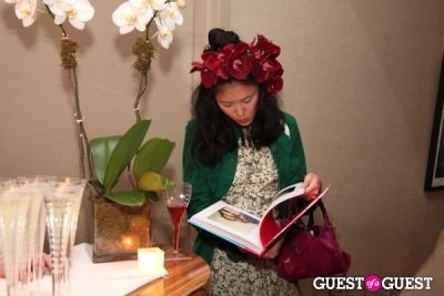 ji jahng in Lance Out Loud Book Launch