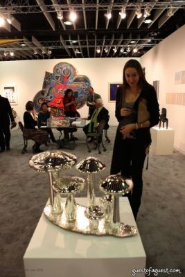 jill donenfeld in Armory MoMA AfterParty