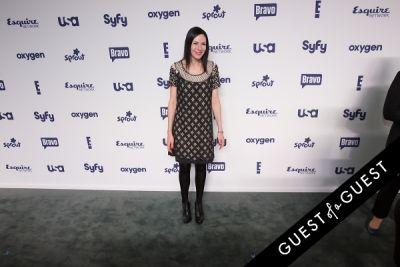 jill kargman in NBCUniversal Cable Entertainment Upfront