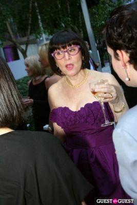jill kraus in MOMA Garden Party