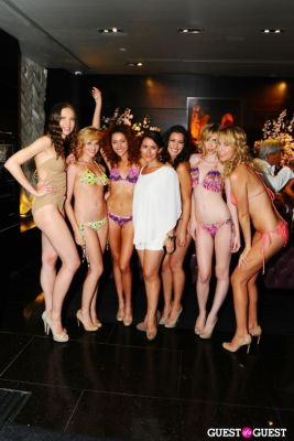 jill pacheco in The Sanctuary Hotel Presents The AVE Swimwear White Party