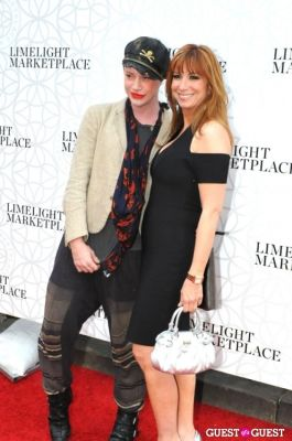 jill zarin in Opening Of Limelight Marketplace