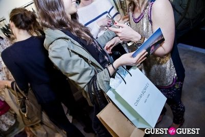 jillian magenheim in The Well Coiffed Closet and Cynthia Rowley Spring Styling Event