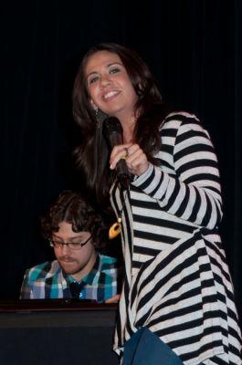 jillian marie-kelleher in MUSIC UNITES - KATE NASH Outreach