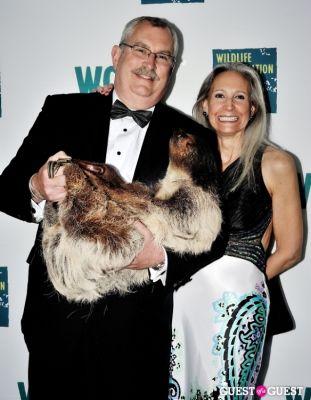 allison morrow in Wildlife Conservation Society Gala 2013