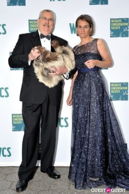 amy rogers in Wildlife Conservation Society Gala 2013