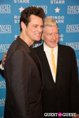 "jim carrey in Ringo Starr Honored with ""Lifetime of Peace & Love Award"" by The David Lynch Foundation"