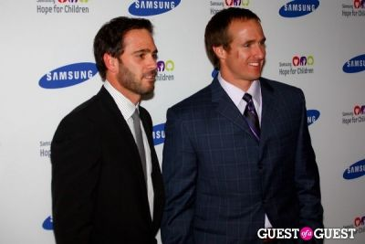 jimmie johnson in Samsung 11th Annual Hope for Children Gala