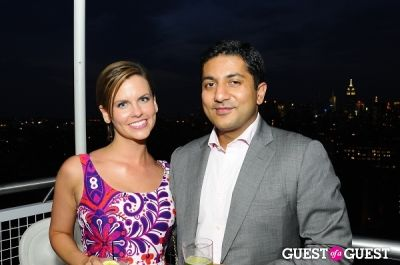jitij dwivedi in IvyConnect Presents: A Private Sunset Cocktail Reception
