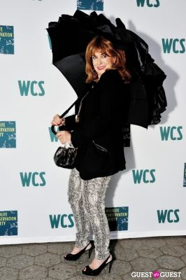joan jedell in Wildlife Conservation Society Gala 2013